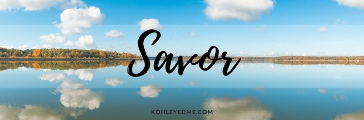savor word of the year 2018 woty2018
