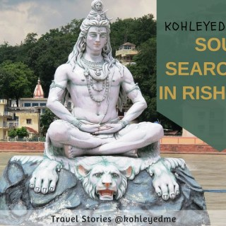 Soul Searching in Rishikesh