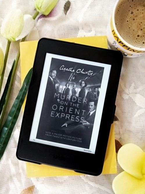 Murder on the Orient Express #BookReview