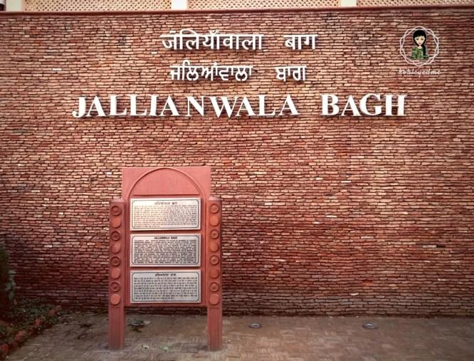 Jallianwala Bagh Amritsar kohleyedme.com