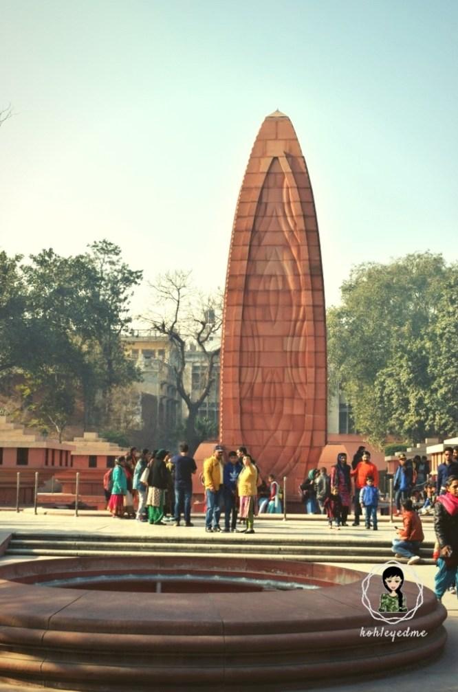 Jallianwala Bagh Memorial Image kohleyedme.com