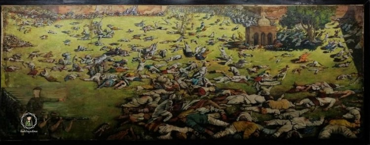 Jallianwala Bagh Martry's Gallery.