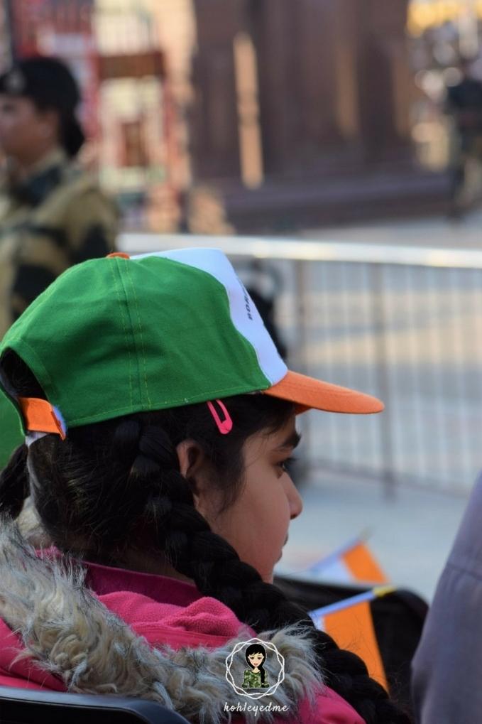 Wagah Border Daily Parade Timing