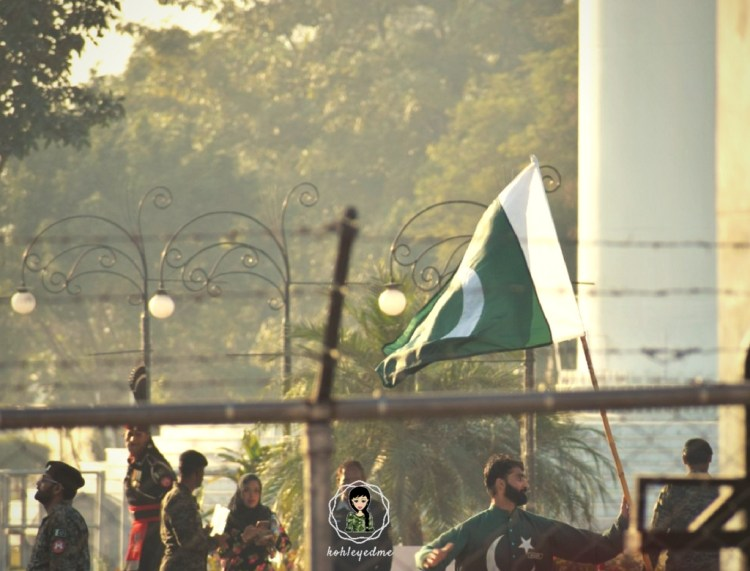 Wagah Border Ceremony Pakistan kohleyedme.com