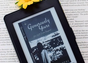 Generously Yours by Inderpreet Uppal Book Review