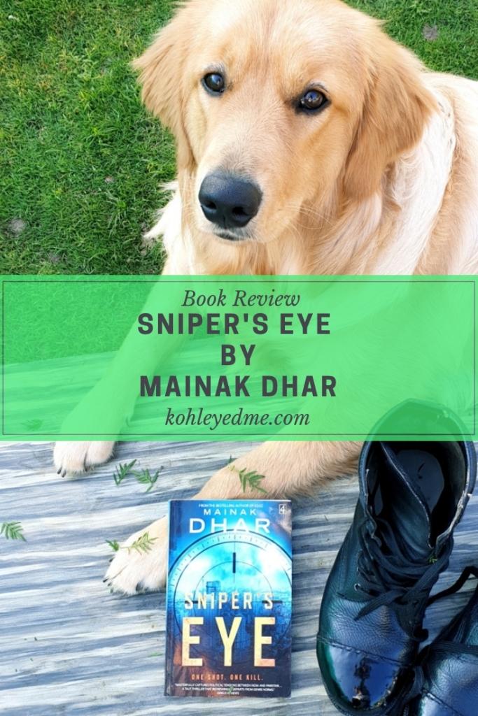 Sniper's Eye book review kohleyedme.com