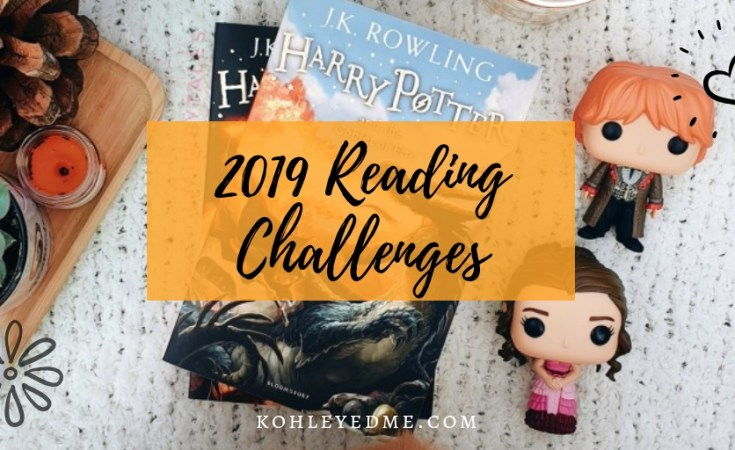 2019 Reading Challenges