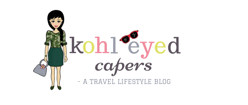 Kohl Eyed Capers