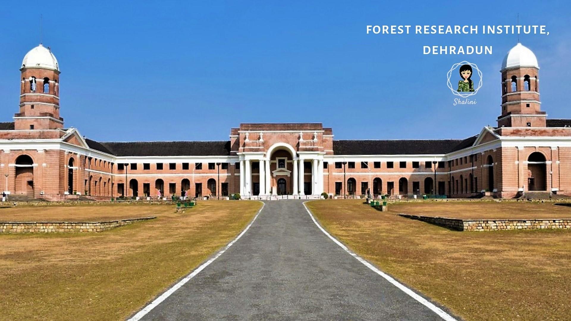 FRI Forest Research Institute Dehradun kohleyedme.com