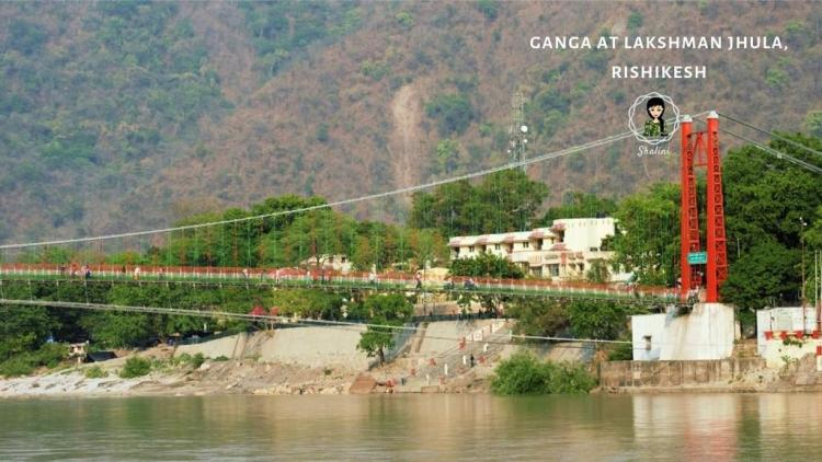 Ganga Lakshman Jhula Rishikesh kohleyedme.com