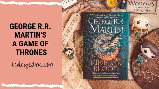 A game of thrones book review fandom