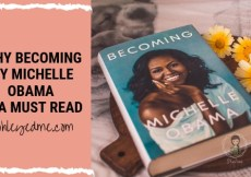 becoming by michelle obama is a must read
