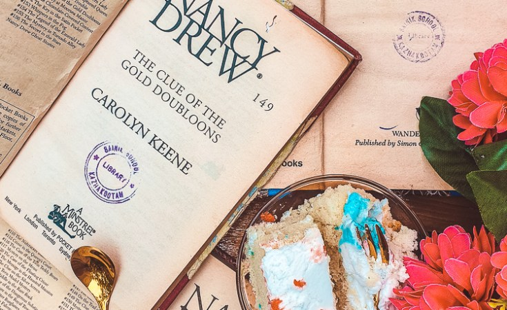 Nancy drew book series review