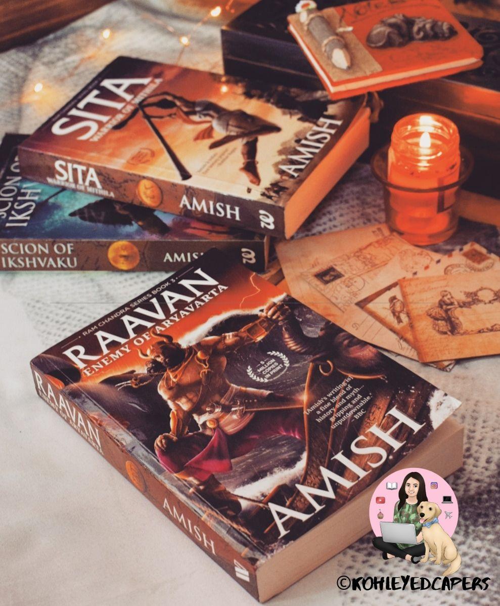 raavan by amish tripathi book review