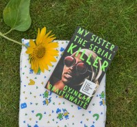 My sister the serial killer book cover review