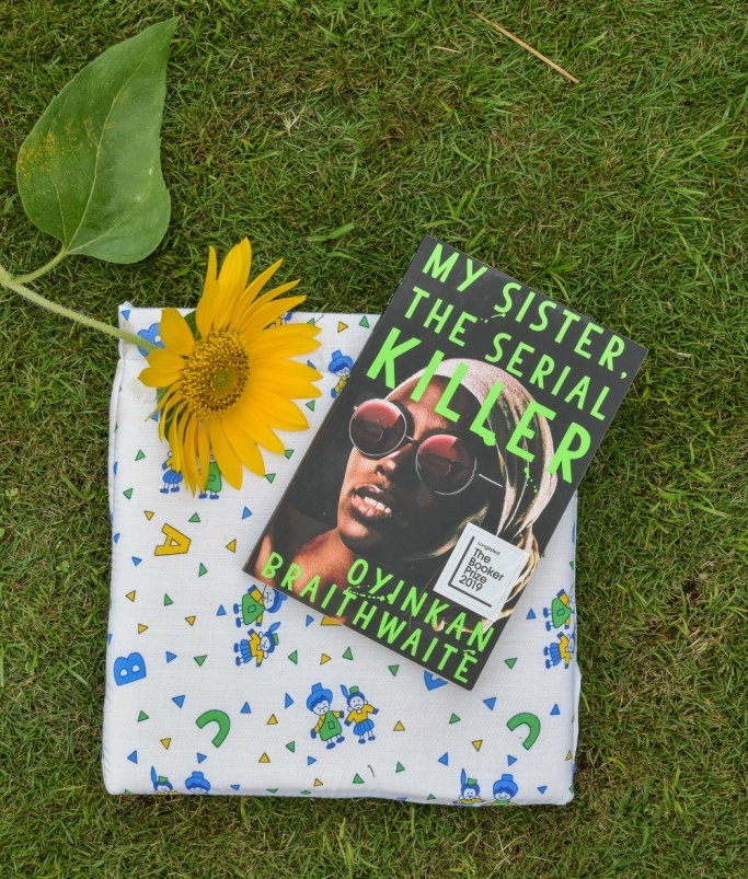 My Sister the Serial Killer Book Cover and Review
