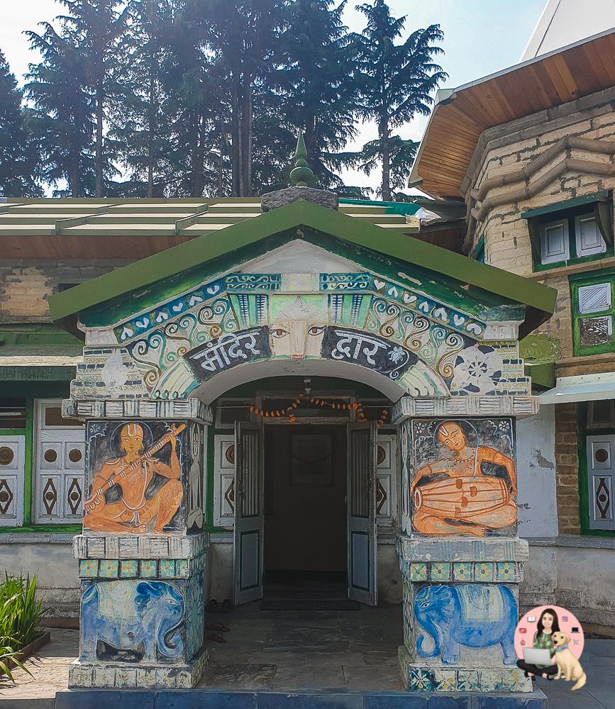 narayan ashram wiki