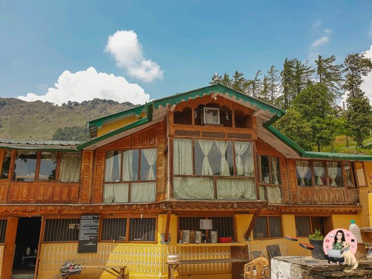 Kailas Manasarovar Yatra KMVN Narayan Ashram guestroom