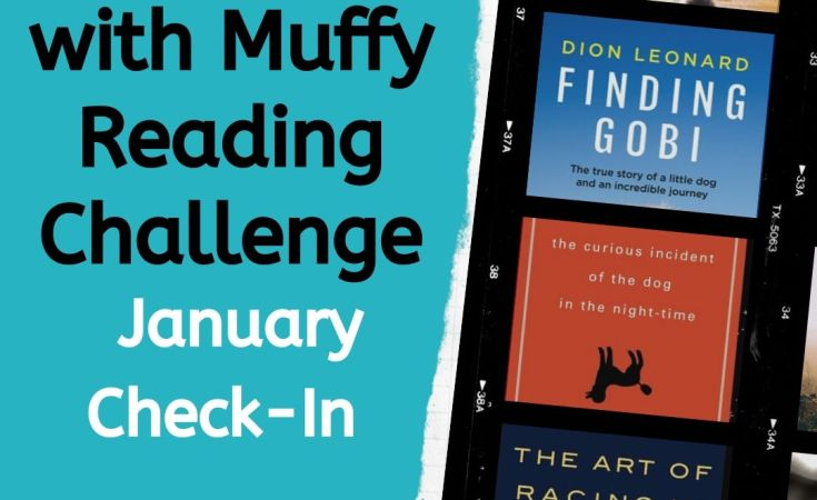 Reading With Muffy 2020 Monthly Reading Challenge January Check-In Post