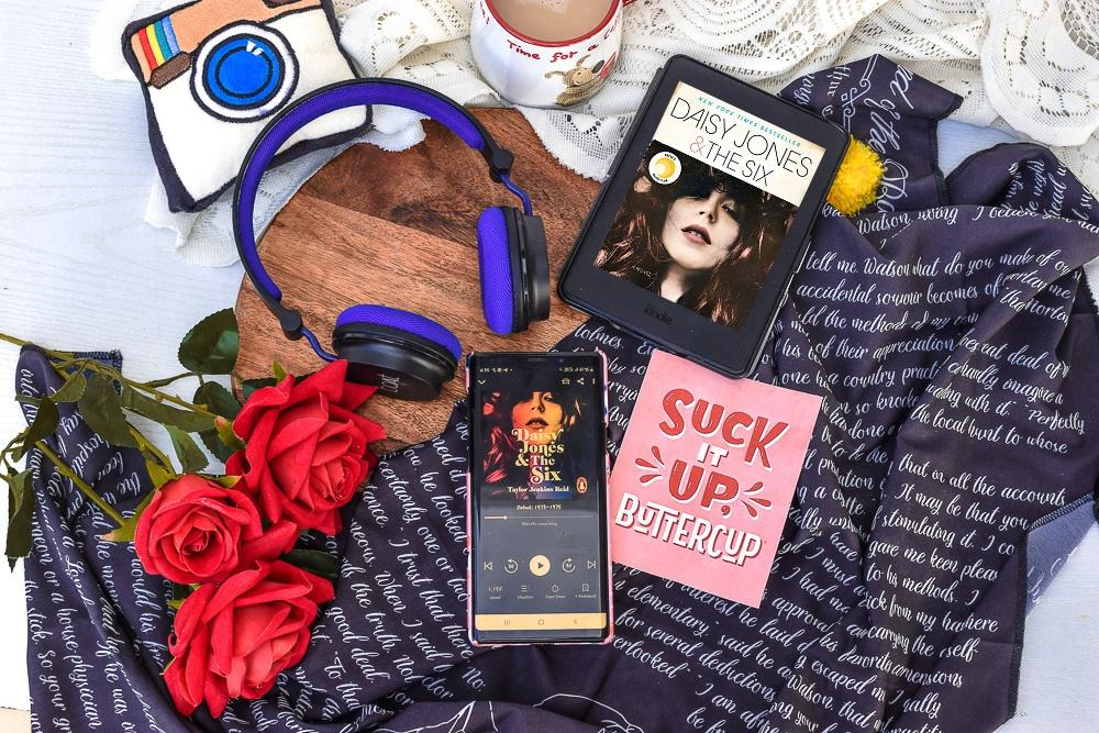 Book Review of Daisy Jones & the Six by Tayor Jerkins Reid