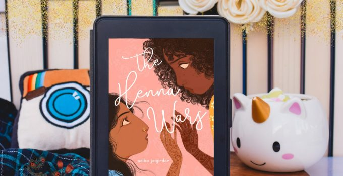 The Henna Wars #BookReview {June Check-In} #ReadingWithMuffy