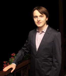 21-year old concert pianist Daniil Trifonov in 2012.