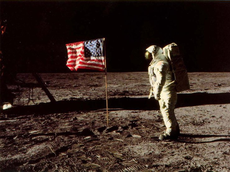 Moon Landing Wallpapers 2