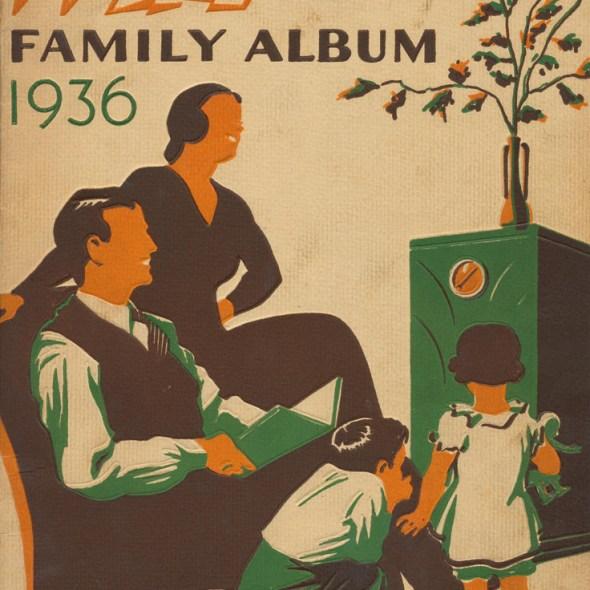 WLS Family Album 1936