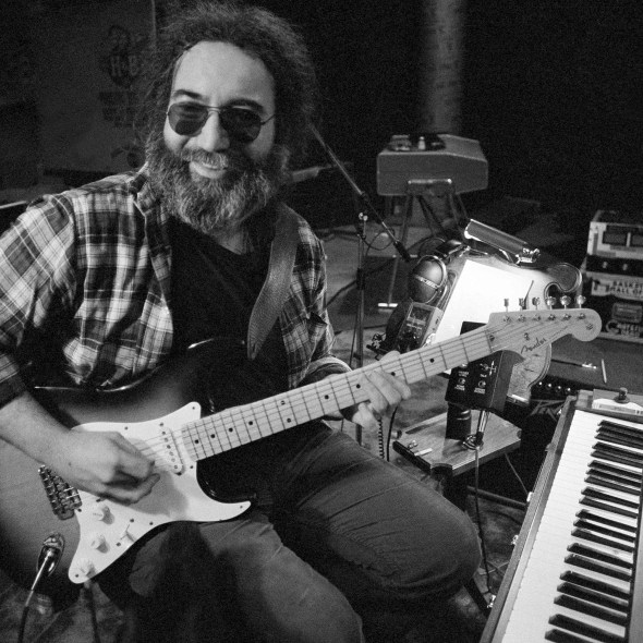 Jerry Garcia - May 8, 1979 - location and source unknown