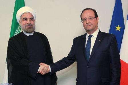Lunch With Rouhani Canceled After Hollande Refuses Halal Request