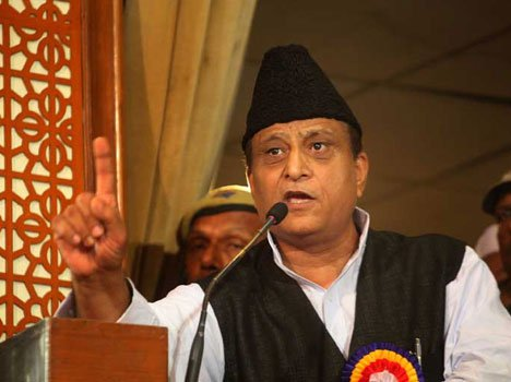 Taking polls temple issue: Azam