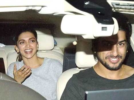 Deepika added hand, can only be fulfilled on the boy