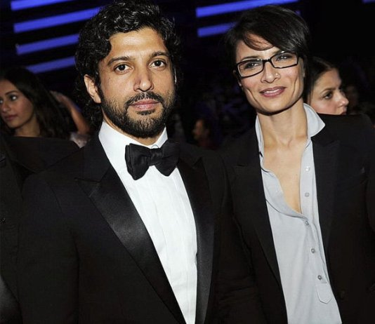 Wife separated Farhan Akhtar, Adhuna broken 15-year relationship