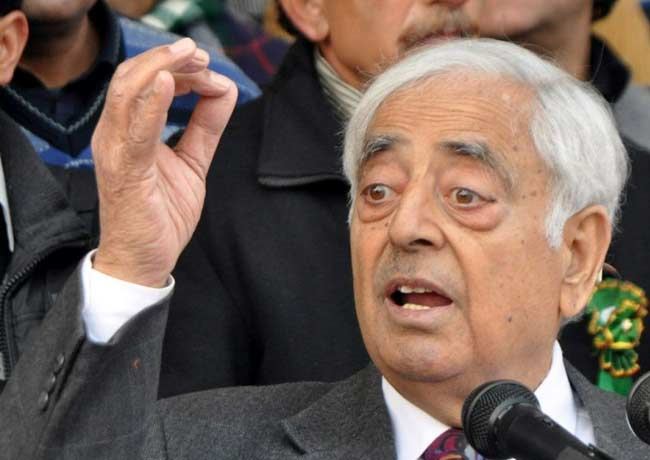 Jammu and Kashmir Chief Minister Mufti Mohammed Sayeed died in Delhi
