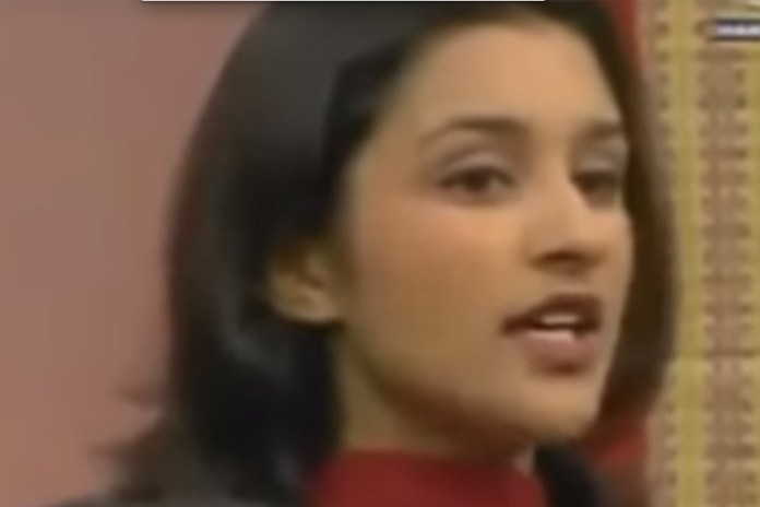 13-year-old video surfaced thereby, sings, appearing on television