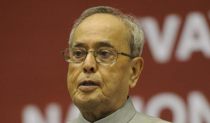President Pranab Mukherjee on the occasion of the new year, to develop a sense of tolerance