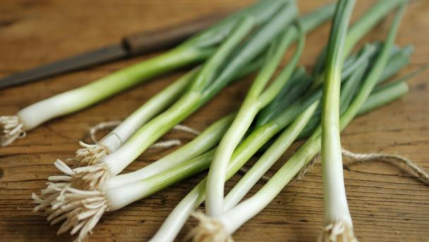 amazing health benefits of spring onion