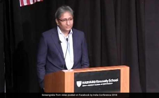 ravish kumar at harvard university 650 650x400 61518271427