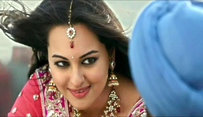 sonakshi sinha in son of sardaar movie 8