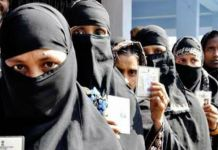 burqa voters