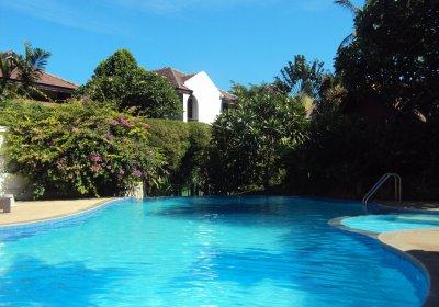 E4, Lom Talay Villas. Beachfront Thai Style Wooden Villa
