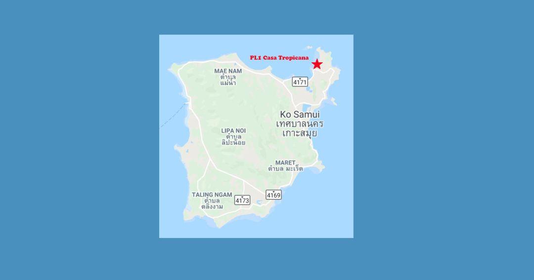 PL1 Map