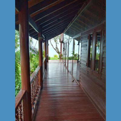 T1 Coconut Tropicana Beachfront Villa