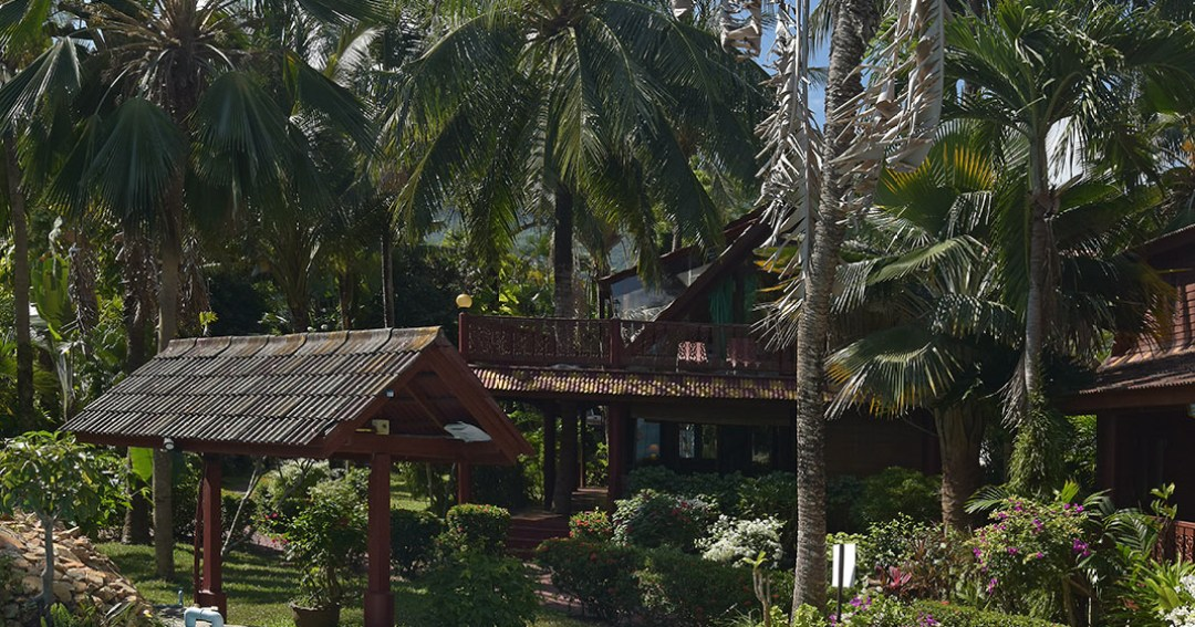 T6 Coconut Tropicana Thai Style Beachside Villa.