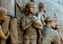 Soldier Feild - Boy with Football