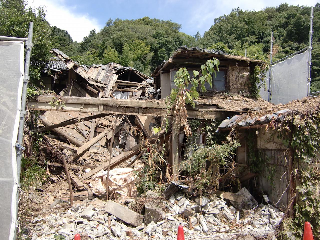 事例12:豊田市廃屋解体