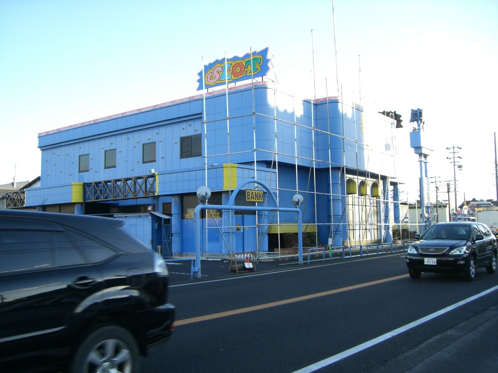 事例14:パチンコ店解体および杭抜き工事
