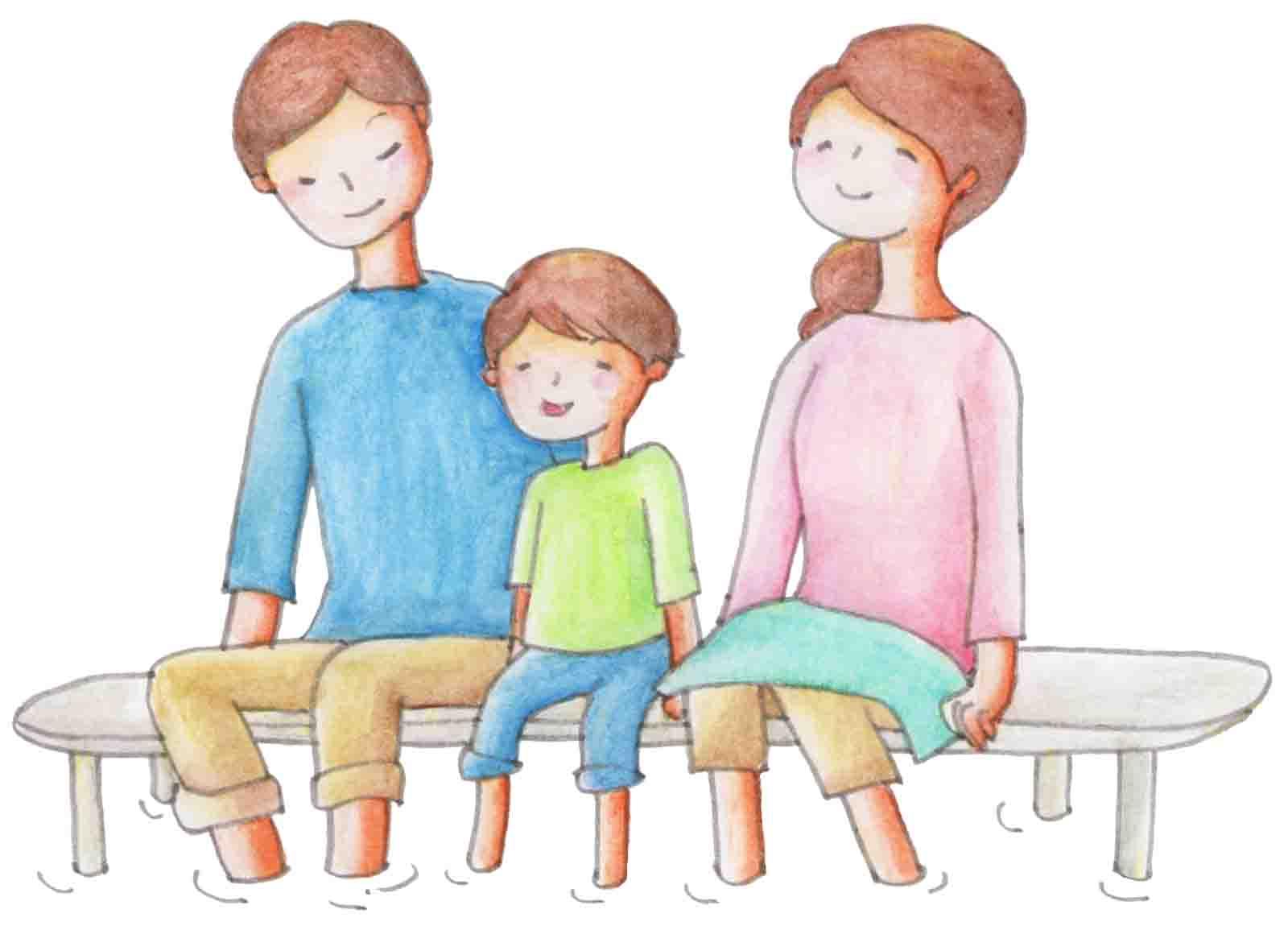 子供の価値観が旦那と違うときの対処方法は?諦めるではなく・・