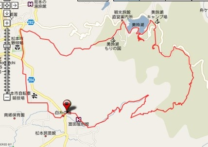 Garmin Connect - Activity Details for Trail Running Trip in Matsumoto.jpg