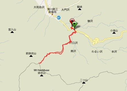 Garmin Connect - Activity Details for Trail Running Trip in Matsumoto-1.jpg